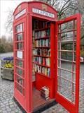 Image for Bücherschrank Rote Telefonzelle — Heusenstamm, Germany