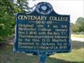 Image for Centenary College - Pelahatchie, MS