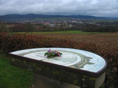Table d'Orientation du Geissberg