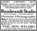 Image for Rembrandt Studio - Lewistown, MT