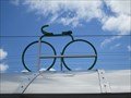 Image for GO Bike Rack Silhouette Sculpture  - Malton, ON