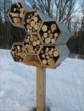 Image for Sunnidale Park Bee Hotel - Barrie Ontario