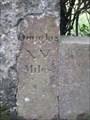 Image for Stone Milestone - Ballure Road - Ramsey, Isle of Man