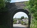 Image for Earlsway Railway Bridge - Waterhouses, Stoke-on-Trent, Staffordshire, UK.
