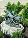 Image for Unknown Title Horse Sculpture - University of Arkansas - Fayetteville AR