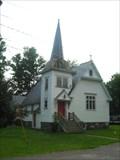 Image for St. Ann's Episcopal Church  -  Richford, Vermont