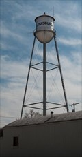 "Image for The ""Old"" Louisburg Water Tower - Louisburg, Kansas"