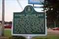 Image for Patriot William Gray -- Iuka MS