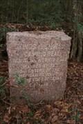 Image for El Camino Real -- DAR Marker No. 10, SH 21, east of Chireno TX
