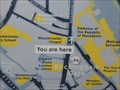 Image for You Are Here - Buckingham Gate, London, UK