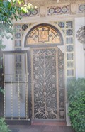 Image for Hearst Castle Guest House Doors