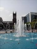 Image for Fountain at Underground Atlanta - Atlanta, GA