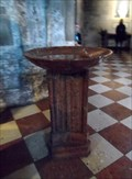 Image for Holy Water Font - St. Stephen's Cathedral - Vienna, Austria