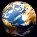 Image for Globe terrestre, Planétarium de Dijon, Côte d'Or, France