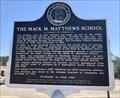 Image for The Mack M. Matthews School - Pinckard, AL