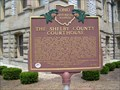 Image for The Shelby County Courthouse :  Marker #2-75