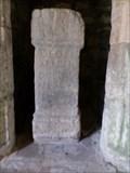 Image for Altar Stone - Caerwent Parish Church - Wales.