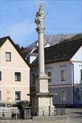 Image for Mariensäule / Marian column - Mautern, Austria