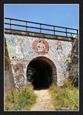 Image for Railroad Bridge Mosaic - Jihlava, Czech Republic