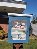 Image for The Little Free Pantry at FUMC by Om Patel troop 36 - Johnson City, Tennessee - USA.