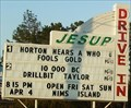 Image for Jesup Drive-In, Jesup, Ga