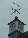 Image for Town Hall Clock, Clun, SHropshire, England