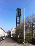 Image for Bell Tower of St. Johannes Church - Basel, Switzerland