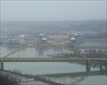 Image for CONFLUENCE - Monongahela River - Allegheny River - Ohio River