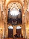 Image for L'organe de Basilique Saint-Sernin — Toulouse, France