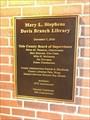 Image for Mary L Stevens Davis Branch Library - 2010 - Davis, CA