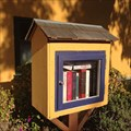Image for Little Free Library at 1401 Berkeley Way - Berkeley, CA