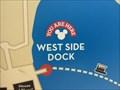 Image for Downtown Disney Map (Blue Boat Dock SOUTH) - Lake Buena Vista, FL