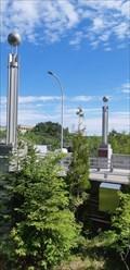 Image for Le globe du pont d'aluminium d'Arvida - Jonquière, Qc