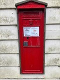 Image for Victorian Wall Post Box - Garford, near Abingdon - Oxfordshire - UK