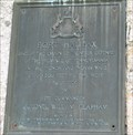 Image for Fort Halifax (Plaque) - Halifax, PA