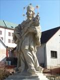 Image for Sv. Jan Nepomucký - Žirovnice, okres Pelhrimov, CZ