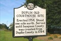 Image for Duplin Old Courthouse Site