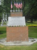 Image for Downtown Willoughby War Memorial, Willoughby, Ohio USA