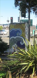 Image for Mosaic Utility Box - San Francisco, CA