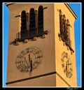 Image for Clock on Church of Saints Cyril and Methodius, Brno-Židenice, Czech Republic