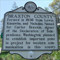 Image for Braxton County / Nicholas County