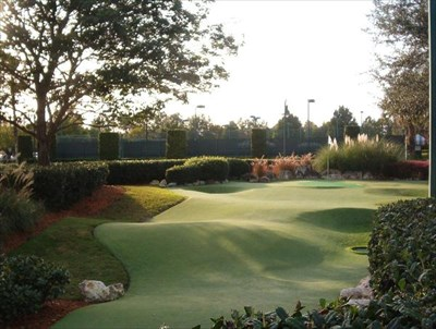Fantasia Gardens Miniature Golf Disney World Fl Miniature Golf On