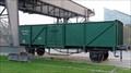 Image for Offener Güterwagen 192 der Hafenbetriebe Frankfurt/M — Frankfurt am Main, Germany