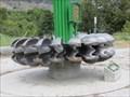 Image for Pelton Wheel - Lillooet, British Columbia