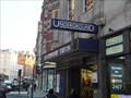 Image for Knightsbridge Tube Station - Knightsbridge, London, UK