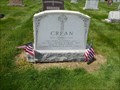 Image for PFC Thomas William Crean - West Springfield, MA