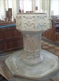 Image for Baptismal Font - Church of St Mary, Raynham Park, East Raynham, Norfolk. NR21 7ER