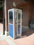 Image for Denver & Rio Grande Train Station Pay Phone - Canon City, CO