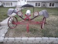 Image for Antique Car Mailbox - Rock Springs WY