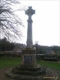 Image for Memorial Cross - Brixworth, Northamptonshire